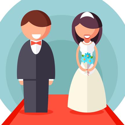 Convertendo em casamento