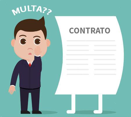 Artigo Multa Rescisão Contratual
